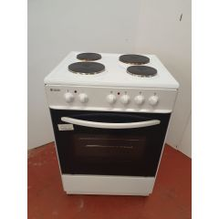 Haden HES60W/OG 60Cm Solid Plate Electric Cooker