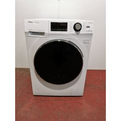 Haier Europe Uk Ltd HWD100-BP14636/OG 10Kg / 6Kg Washer Dryer With 1400 Rpm - White - A Rated