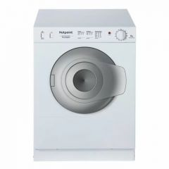 Hotpoint NV4D01P/R 4Kg Compact Vented Dryer