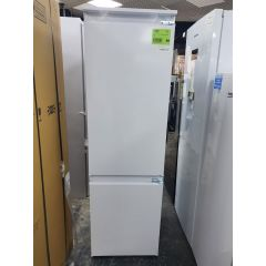 Indesit IB7030A1D.1 70/30 Fridge Freezer With Sliding Door Fixing Kit - White - A+ Rated