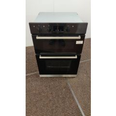 Indesit IDD6340BL Built In Double Oven