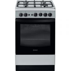 Indesit IS5G1PMSS/R 50Cm Gas Cooker