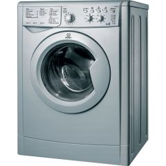 Indesit IWDC6125S/MG 6+4Kg 1200 Spin Washer Dryer