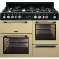 Leisure CK110F232C Dual Fuel Double Oven