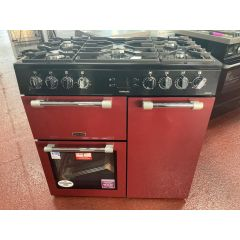 LEISURE CK90F232R 90Cm Dual Fuel Cooker