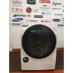 Lg FH4G1BCS2 12Kg `True Steam` 1400 Spin Washing Machine