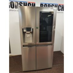 Lg GSX960NSVZ/OG 4 Door American Style Fridge Freezer With Insta View Door