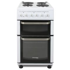 Montpellier TCE51W Freestanding Twin Cavity Cooker
