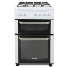 Montpellier TCG60W Twin Cavity Gas Cooker