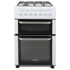 Montpellier TDF60W Dual Fuel Cooker
