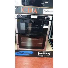New World NW701G/OG Built In Gas Double Oven