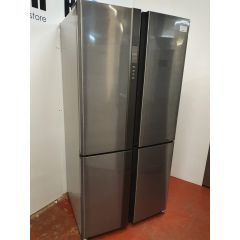 Sharp SJ-EX820FSL 4 Door American Fridge Freezer