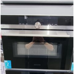 Siemens CM633GBS1B Built-In Compact Oven With Microwave