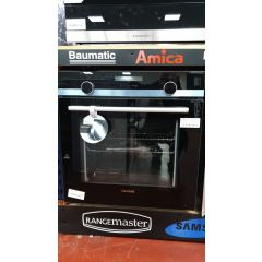 Siemens HB535AOSOB Built In Single Electric Oven