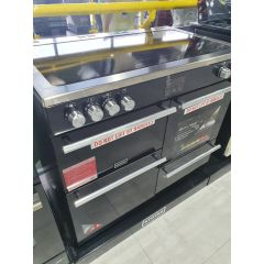 Stoves 444410757 Stoves Precision Dx S1000ei 100Cm Electric Range Cooker With Induction Hob