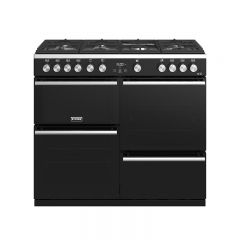 Stoves 444410763 Stoves Precision Dx S1000g 100Cm Gas Range Cooker With Electric Grill