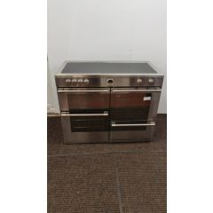 Stoves S1100EI 110Cm Electric Range Cooker With Induction Hob