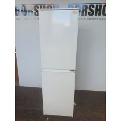 Zanussi ZBB27450SV 50/50 Integrated Fridge Freezer With Sliding Door