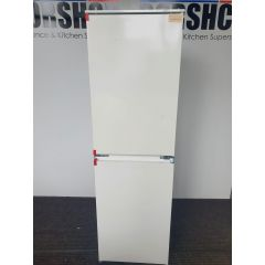 Zanussi ZBB27640SV 50/50 Integrated Fridge Freezer