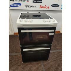 Zanussi ZCV46050WA/OG Electric Cooker