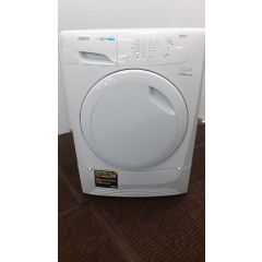 Zanussi ZDC8202PZ 8Kg Condenser Tumble Dryer - White - B Rated