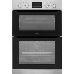 Zanussi ZOD35621XK Built In Double Oven - Electric