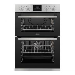 Zanussi ZOD35660XK Built In Double Oven - Electric