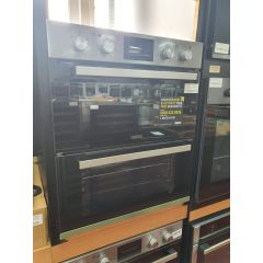 Zanussi ZOF35601XK Built Under Electric Double Oven