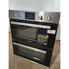 Zanussi ZOF35802XK/MG Electric Built Under Double Oven