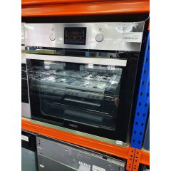 Zanussi ZOP37982XK/OG Pyrolytic Single Electric Oven